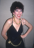 Rita Moreno 1991<br /> Photo By John Barrett/PHOTOlink