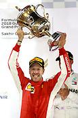 2018 F1 Grand Prix of Bahrain Race Day Apr 8th