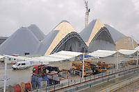- Milano, cantiere per  l'Esposizione Mondiale Expo 2015, &quot;Padiglione Zero&quot;<br /> <br /> - Milan,  construction site for the World Exhibition Expo 2015,  the &quot;Pavilion Zero&quot;