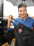 Bold and Beautiful and Saved by the Bell's Mario Lopez poses with sponsor ShopRite apron, a sponsor and who is the keynote speaker at the New Jersey Ultimate Women's Expo on October 29, 2017 at the New Jersey Convention Center, Edison, New Jersey. He did a Q&A, Meet and Greet, photos and posed with Sponsor ShopRite.  (Photo by Sue Coflin/Max Photo)