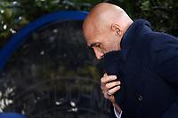 Luciano Spalletti of Internazionale ahead the Serie A 2018/2019 football match between Empoli and Internazionale at stadio Castellani, Empoli, December, 29, 2018 <br /> Foto Andrea Staccioli / Insidefoto