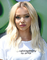 """10 August 2019 - Westwood, California - Dove Cameron. Sony's """"The Angry Birds Movie 2"""" Los Angeles Premiere held at Regency Village Theater.   <br /> CAP/ADM/BT<br /> ©BT/ADM/Capital Pictures"""