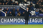 Leicester's Claudio Ranieri looks on during the Champions League group B match at the King Power Stadium, Leicester. Picture date November 22nd, 2016 Pic David Klein/Sportimage