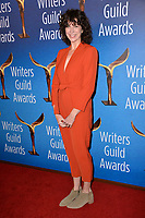 LOS ANGELES, CA. February 17, 2019: Cami Delavigne at the 2019 Writers Guild Awards at the Beverly Hilton Hotel.<br /> Picture: Paul Smith/Featureflash