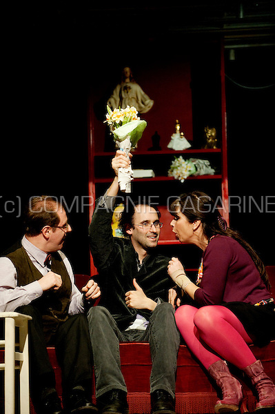 Theatre company De Alsembloem playing Dwazen from Neil Simon, directed by Hendrik Van Eycken (Belgium, 17/03/2010)