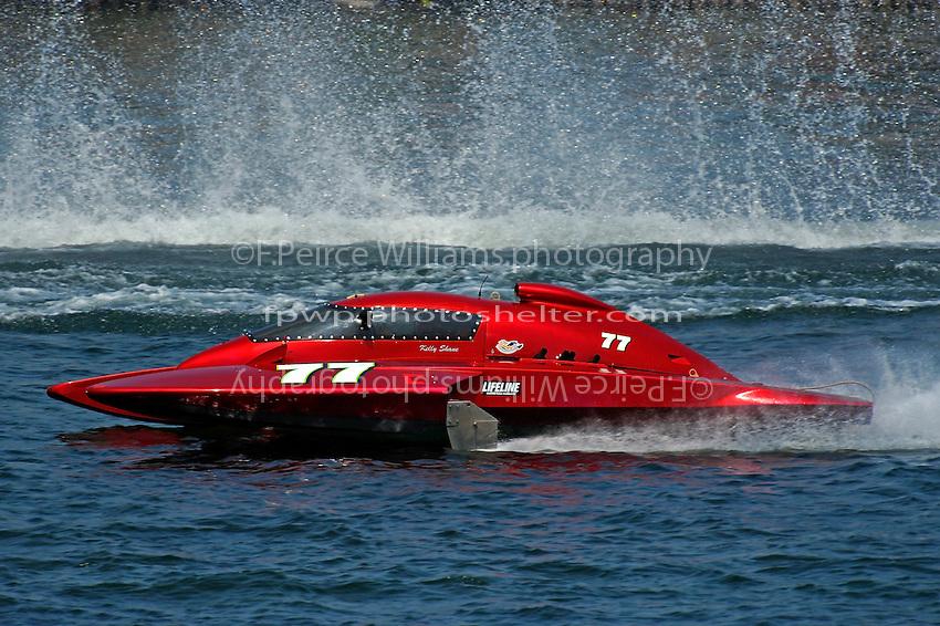 Kelly Shane, H-77 (350 Hydro)