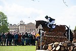 Badminton, Gloucestershire, United Kingdom, 4th May 2019, Jim Newsam riding Magennis during the Cross Country Phase of the 2019 Mitsubishi Motors Badminton Horse Trials, Credit:Jonathan Clarke/JPC Images