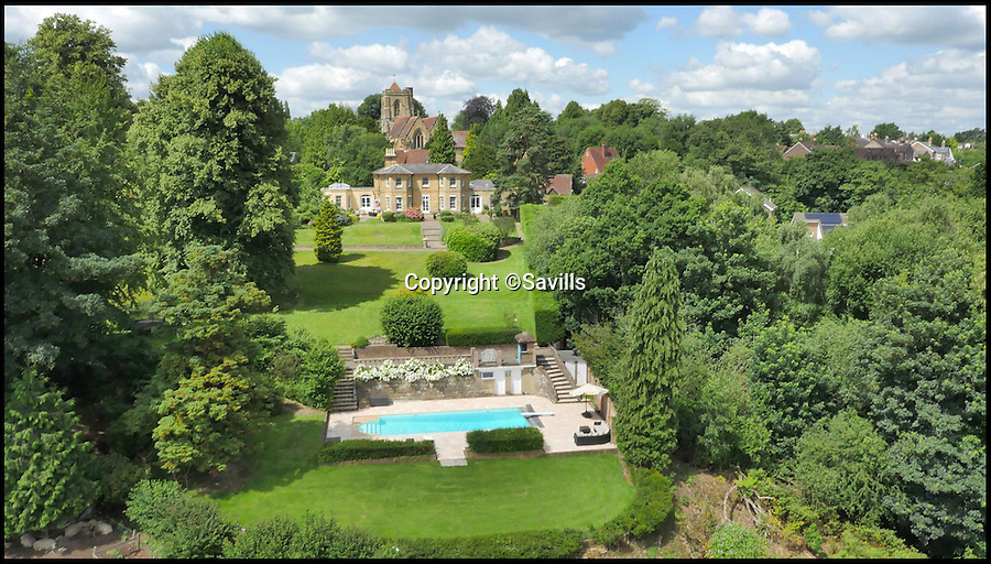 BNPS.co.uk (01202 558833)<br /> Pic: Savills/BNPS<br /> <br /> Homebuyers can follow in the footsteps of the original Scout with this impressive manor where Lord Baden-Powell wrote his famous manual Scouting for Boys.<br /> <br /> The new owner of the Manor House, a Grade II listed home in the village of Speldhurst, Kent, shouldn't need too many boy scout skills as this grand home is a far cry from roughing it.<br /> <br /> The stunning Victorian property, which comes with a cottage and swimming pool, is now on the market with Savills for £3.5million.