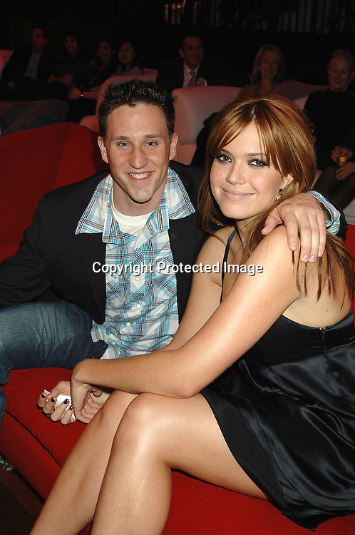 Josh and Mandy Moore..at The Do Something Brick Awards on April 10, 2007 at The Nokia Theatre in New York City. The Brick Awards are..given to young people under 25 who change the world with their foundations. The show will be air on the CW on April 12, 2007..Robin Platzer, Twin Images..