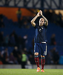 Alan Hutton victorious on his return to Ibrox