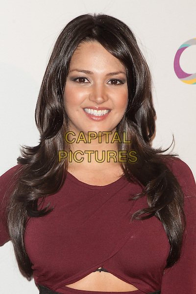 NEW YORK, NY -  FEBRUARY 26: Paula Garces attends the Nueva Latina campaign launch at Helen Mills Event Space on February 26, 2014 in New York City.  <br /> CAP/MPI/COR<br /> &copy;Corredor99/ MediaPunch/Capital Pictures