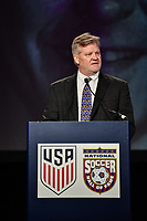 Orlando, FL - Saturday February 10, 2018: National Soccer Hall of Fame Induction during U.S. Soccer's Annual General Meeting (AGM) at the Renaissance Orlando at SeaWorld.