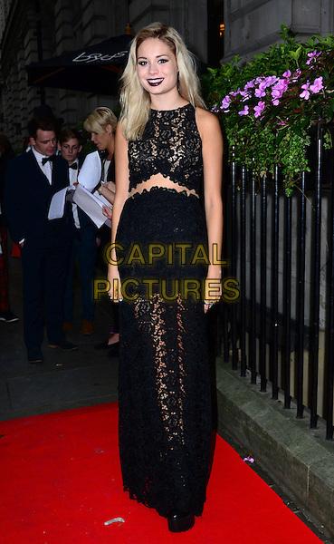 Nina Nesbitt attends the Scottish Fashion Awards 2014, 8 Northumberland Avenue, Northumberland Avenue, on Monday September 01, 2014 in London, England, UK. <br /> CAP/JOR<br /> &copy;Nils Jorgensen/Capital Pictures