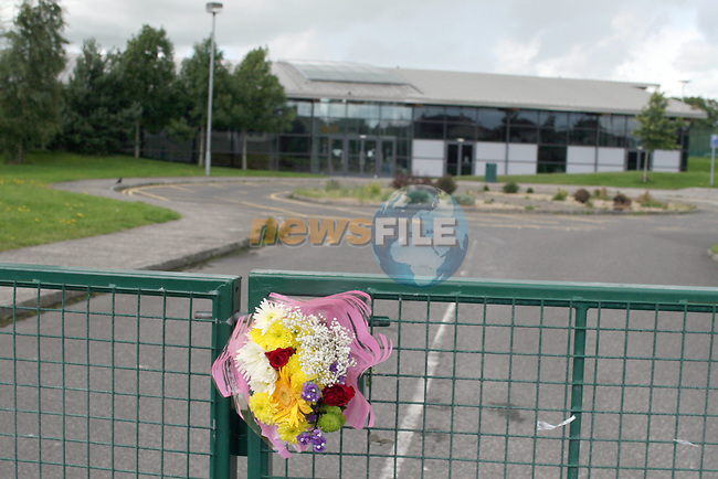 Aura, Navan where an eight year old boy drowned yesterday...Photo NEWSFILE/Jenny Matthews.(Photo credit should read Jenny Matthews/NEWSFILE)....This Picture has been sent you under the condtions enclosed by:.Newsfile Ltd..The Studio,.Millmount Abbey,.Drogheda,.Co Meath..Ireland..Tel: +353(0)41-9871240.Fax: +353(0)41-9871260.GSM: +353(0)86-2500958.email: pictures@newsfile.ie.www.newsfile.ie.FTP: 193.120.102.198.