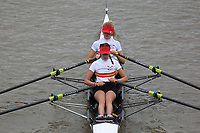 Crew: 336   MED-COULL    Medway Towns Rowing Club    W J18 2x Club <br /> <br /> Pairs Head 2017<br /> <br /> To purchase this photo, or to see pricing information for Prints and Downloads, click the blue 'Add to Cart' button at the top-right of the page.