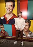 "Sean Grandillo attends then Broadway Family invite to The Final Dress Rehearsal Of Harvey Fierstein's ""Torch Song"" on October 8, 2018 at the Hayes Theatre in New York City."