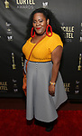 Ashley D. Kelley attends the 33rd Annual Lucille Lortel Awards on May 6, 2018 in New York City.