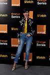 Ursula Corbero attends to 'Snatch' second season presentation  at Sony offices in Madrid, Spain. September 19, 2018. (ALTERPHOTOS/A. Perez Meca)