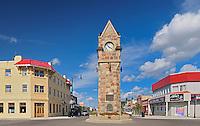 Memorial Clock Tower<br /> Wainright<br /> Alberta<br /> Canada
