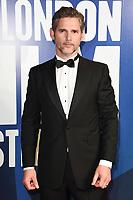 Eric Bana<br /> arriving for the 2017 London Film Festival Awards at Banqueting House, London<br /> <br /> <br /> ©Ash Knotek  D3336  14/10/2017