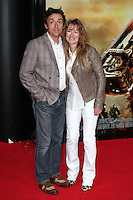 Richard Hammond and wife Amanda arriving at the premiere of 'Edge Of Tomorrow', at the IMAX, London. 28/05/2014 Picture by: Alexandra Glen / Featureflash