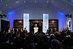 Germany, Berlin, 2018/10/09<br /> <br /> In der traditionellen Beth Zion Synagoge in Berlin werden am Dienstag, 9. Oktober 2018 drei orthodoxe Rabbiner sowie drei Kantoren in einer feierlichen Zeremonie ordiniert. Nachdem es in den vergangenen Jahren Ordinationsfeiern in verschiedenen Städten Deutschlands gab, ist dies die erste Ordination von Absolventen des Rabbinerseminars zu Berlin in der Hauptstadt.<br /> <br /> Der 44-jährige Alexander Kahanovsky hatte 2012 sein Studium am Rabbinerseminar begonnen. Derzeit ist er Direktor der Bildungsprogramme der Kahal Adass Jisroel Gemeinde. Rabbiner Shraga Ponomarov, 32, der ebenfalls 2012 am Rabbinerseminar angefangen hatte, ist als Assistenzrabbiner in Basel tätig. Der 30-jährige Rabbiner Shlomo Sajatz, der 2013 vom Rabbinerseminar aufgenommen worden war, ist als Gemeinderabbiner der Synagogen-Gemeinde zu Magdeburg tätig. Bei der Ordinationsfeier werden die Absolventen gesegnet und zu ihrem geistlichen Amt berufen.<br /> <br /> In der Abschlusszeremonie des Instituts für Traditionelle Jüdische Liturgie Leipzig werden zudem die Kantoren Alexander Adler, Baruch Chauskin und Doron Burstein in ihre Ämter eingeführt.<br /> <br /> Als Ehrengast hält Bundesaußenminister Heiko Maas die Festrede. Daneben sprechen der Präsident des Zentralrats der Juden in Deutschland, Dr. Josef Schuster, der Präsident des Jüdischen Weltkongresses und Gründer der gleichnamigen Stiftung, Ronald S. Lauder und der Regierende Bürgermeister von Berlin, Michael Müller. 09/10/2018. (Photo by Gregor Zielke)