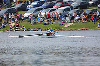 Race: 55  Event: W J151x   Final B <br /> <br /> Junior Inter Regional Regatta 2018<br /> <br /> To purchase this photo, or to see pricing information for Prints and Downloads, click the blue 'Add to Cart' button at the top-right of the page.
