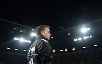 FUSSBALL   1. BUNDESLIGA  SAISON 2012/2013   5. Spieltag FC Augsburg - Bayer 04 Leverkusen           26.09.2012 Trainer Trainer Sascha Lewandowski (Bayer 04 Leverkusen) in der SGL Arena