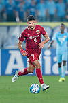 Shanghai FC Forward Elkeson De Oliveira Cardoso in action during the AFC Champions League 2017 Round of 16 match between Jiangsu FC (CHN) vs Shanghai SIPG FC (CHN) at the Nanjing Olympic Stadium on 31 May 2017 in Nanjing, China. Photo by Marcio Rodrigo Machado / Power Sport Images