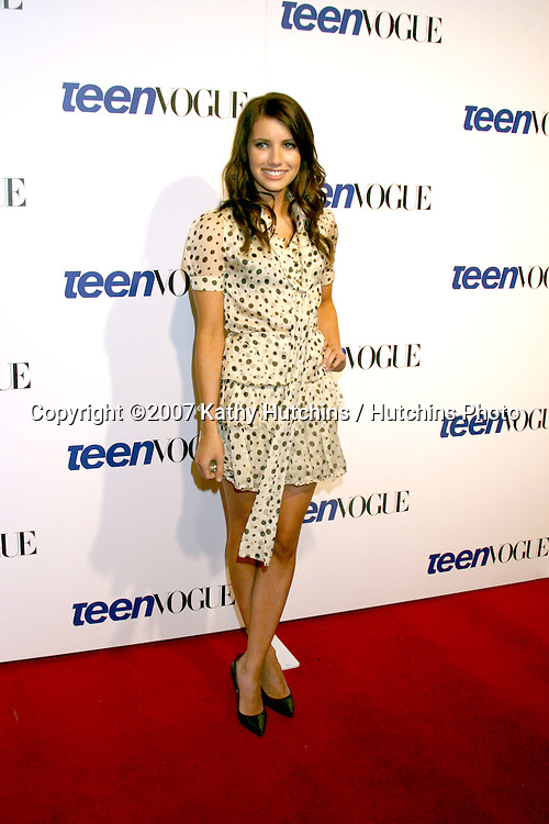 Emma Roberts.Teen Vouge Young Hollywood Party.Vibiana.Los Angeles,  CA.September 20, 2007.©2007 Kathy Hutchins / Hutchins Photo...               .