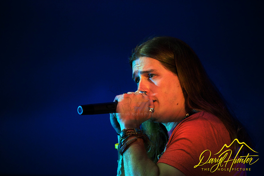 Jason Michael Carroll in at Concert  Naples  Italy