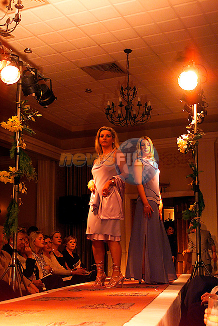 Paula Finnigan in the Daffodil  Day Fashion Show in The Westcourt Hotel...Pic Tony Campbell/Newsfile