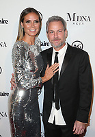 WEST HOLLYWOOD, CA - JANUARY 11: Heidi Klum, Tom Bachik, at Marie Claire's Third Annual Image Makers Awards at Delilah LA in West Hollywood, California on January 11, 2018. <br /> CAP/ADM/FS<br /> &copy;FS/ADM/Capital Pictures