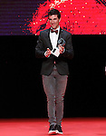 Spanish mountain biker Carlos Coloma during 37 Sport Gala - National Sports Awards 2017. March 6,2017. (ALTERPHOTOS/Acero)