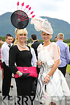 Pictured at Killarney Races on Thursday are Clodagh Irwin-Owens and Emir O'Shea.