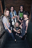 Mother Love Bone Studio Session