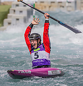 2019 ICF Canoe Slalom World Cup Series Jun 16th