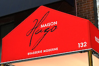 Florian & Michelle Hugo Invite to Opening Maison Hugo