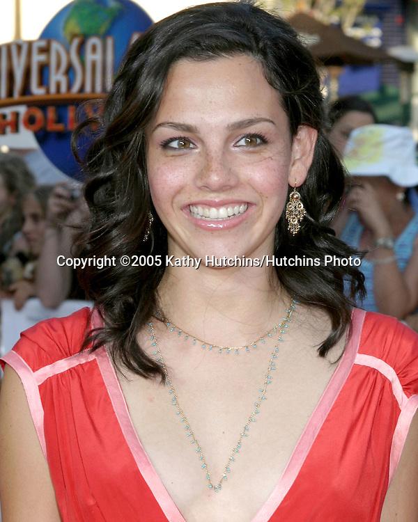 "Misti Traya.""The Perfect Man"" Premiere.Los Angeles, CA.June 13, 2005.©2005 Kathy Hutchins/Hutchins Photo"