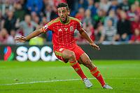 2015 06 12 UEFA Euro qualifier Wales v Belgium,Cardiff City Stadium,UK