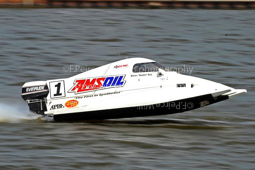 Rob Rinker, (#1) (SST-45 class)