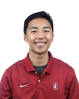 Stanford, CA - September 20, 2019: Grant Park, Athlete and Staff Headshots