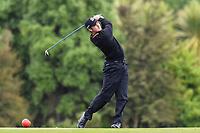 Charlie Smail of Waikato, Toro New Zealand Mens Interprovincial Tournament, Clearwater Golf Club, Christchurch, New Zealand, 26th November 2018. Photo:John Davidson/www.bwmedia.co.nz