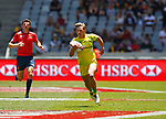 Matthew Hood, Day 1 at Cape Town Stadium duirng the HSBC World Rugby Sevens Series 2017/2018, Cape Town 7s 2017- Photo Martin Seras Lima