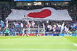 Japan Fans (JPN), MARCH 29, 2016 - Football / Soccer : FIFA World Cup Russia 2018 Asian Qualifier Second Round Group E match between Japan 5-0 Syria at Saitama Stadium 2002 in Saitama, Japan. (Photo by Yohei Osada/AFLO SPORT)