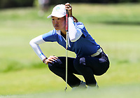 Grace Kim of Australia during the Annika Invitational Golf Tournament at  Royal Wellington Golf Course, Wellington, New Zealand. Sunday 16 December 2018. Photo: Simon Watts/www.bwmedia.co.nz
