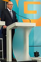 SÃO PAULO, SP, 09.09.2018 - ELEIÇÕES-2018 - O candidato Geraldo Alckmin (PSDB) à presidência durante o debate entre candidatos à presidência do Brasil na GAZETA (Fundação Cásper Líbero), neste domingo, 09, em São Paulo.(Foto: Anderson Lira/Brazil Photo Press)