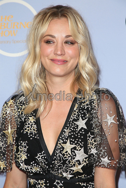 "04 October 2017 - Los Angeles, California - Kaley Cuoco. CBS ""The Carol Burnett Show 50th Anniversary Special"". Photo Credit: F. Sadou/AdMedia"