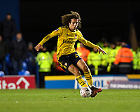 Matteo Guendouzi of Arsenal during Portsmouth vs Arsenal, Emirates FA Cup Football at Fratton Park on 2nd March 2020