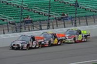 24-25 April, 2009, Kansas City, Kansas, USA.Mike Skinner (5), Brian Scott (16) and Terry Cook (25)..©F. Peirce Williams 2009 USA.F. Peirce Williams.photography